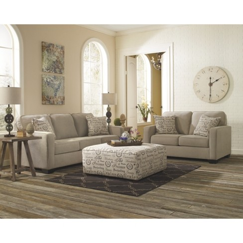 Vintage Casual Queen Sofa Sleeper Signature Design By Ashley