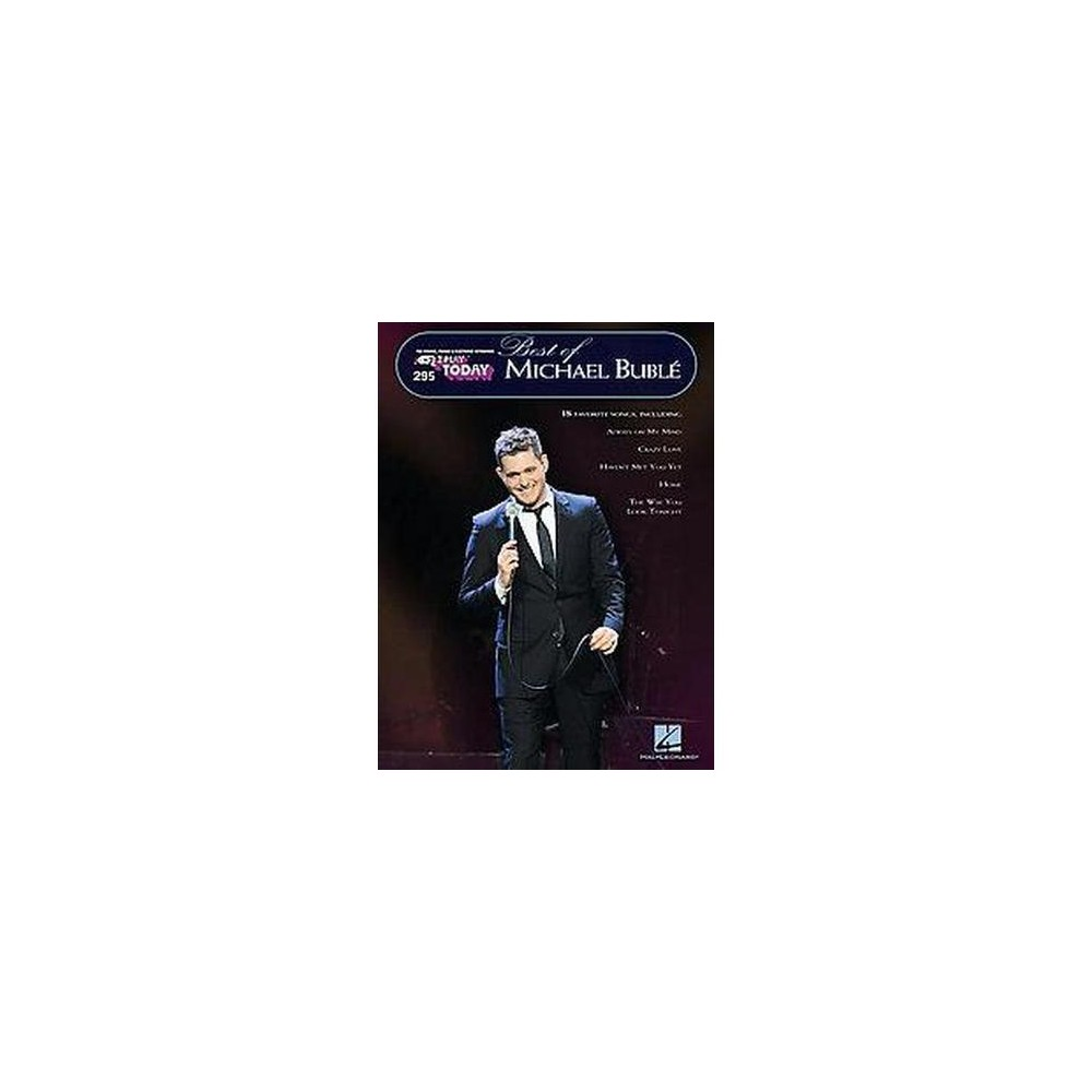 Best of Michael Buble (Paperback)