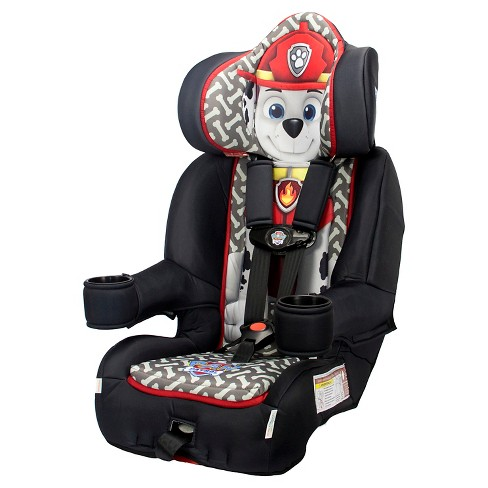 KidsEmbrace Nickelodeon Paw Patrol Marshall Combination Harness Booster Car Seat Target