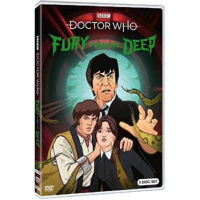 Dr. Who: Fury from the Deep (DVD)(2021)