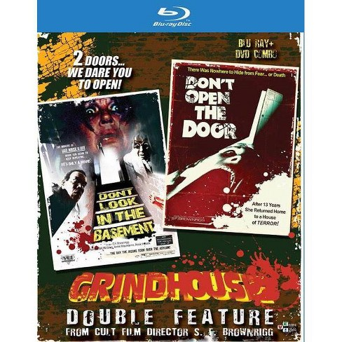 S.F. Brownrigg Grindhouse Double Feature (Blu-ray) - image 1 of 1