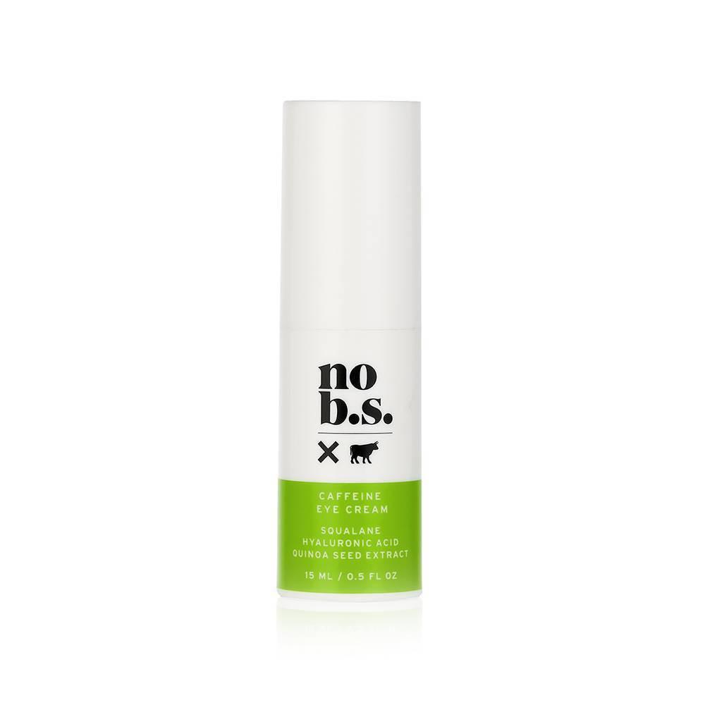 No B S Skincare Caffeine Eye Cream 0 5 Fl Oz