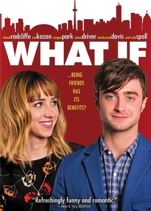 What if (DVD) - image 1 of 1