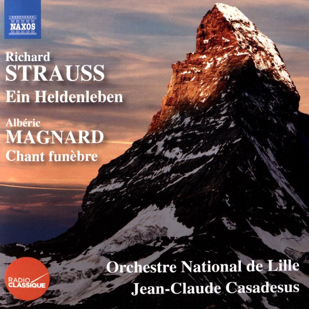 Orchestre National D - Strauss/Magnard:Ein Heldenleben/Le Ch (CD)