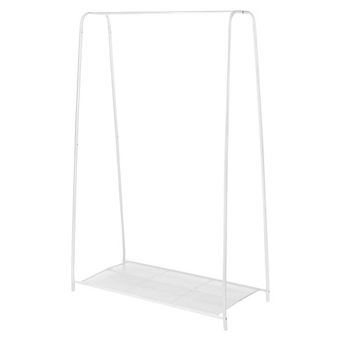 Metal Garment Rack - White - Room Essentials™ - image 1 of 3