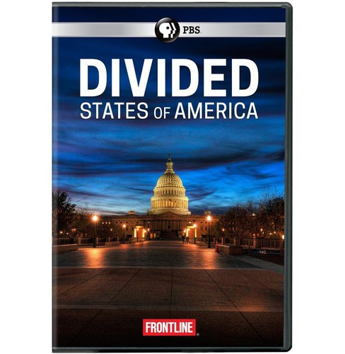 Frontline:Divided States Of America (DVD) - image 1 of 1