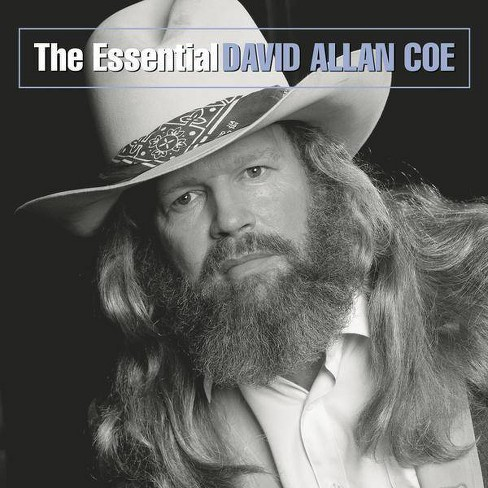 David Allan Coe - Essential David Allan Coe (CD) - image 1 of 1