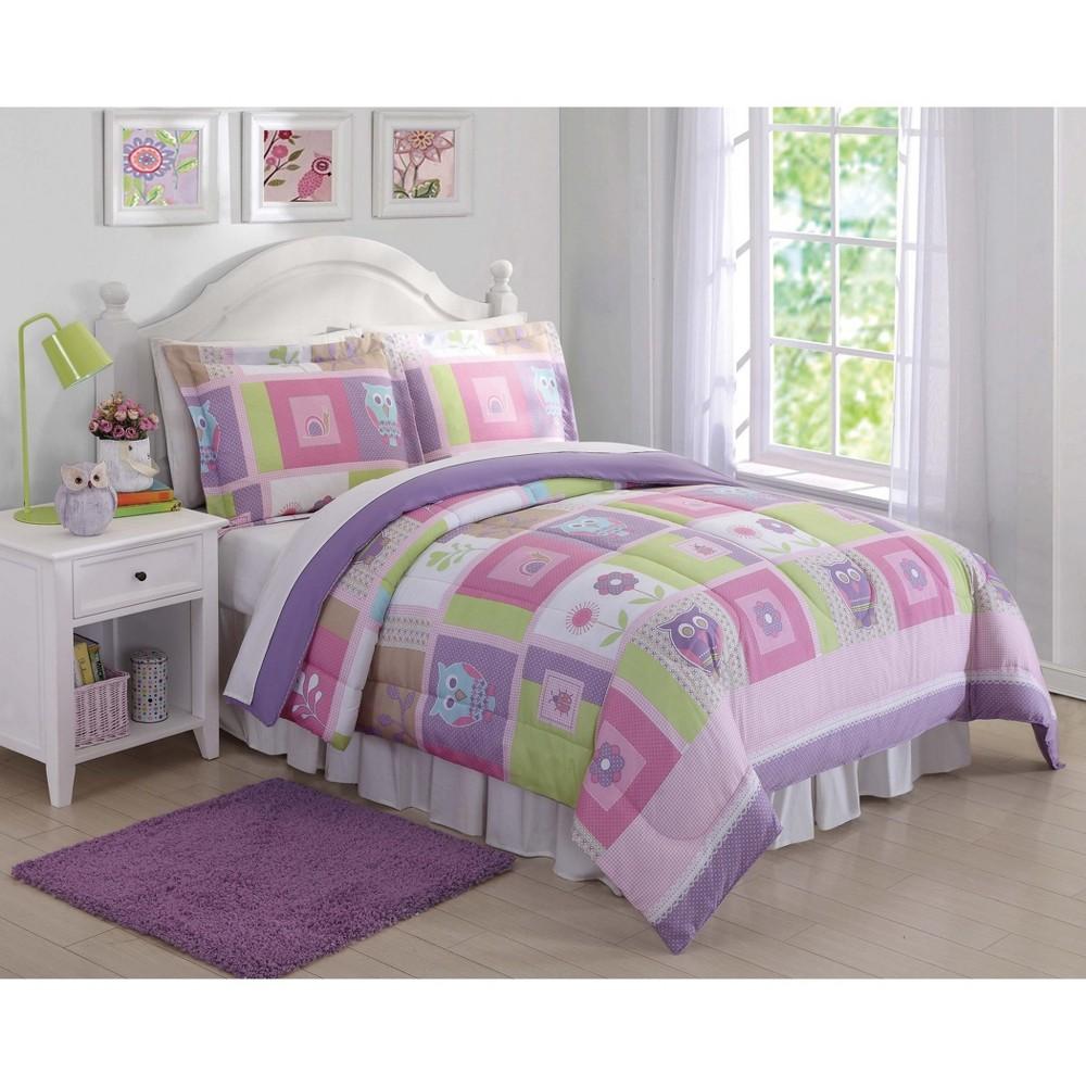 Image of Full/Queen Happy Owls Comforter Set - My World