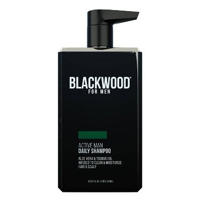 Blackwood for Men Active Man Daily Shampoo - 8.92 fl oz