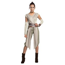 Star Wars: Rey Women's Deluxe Costume - Small