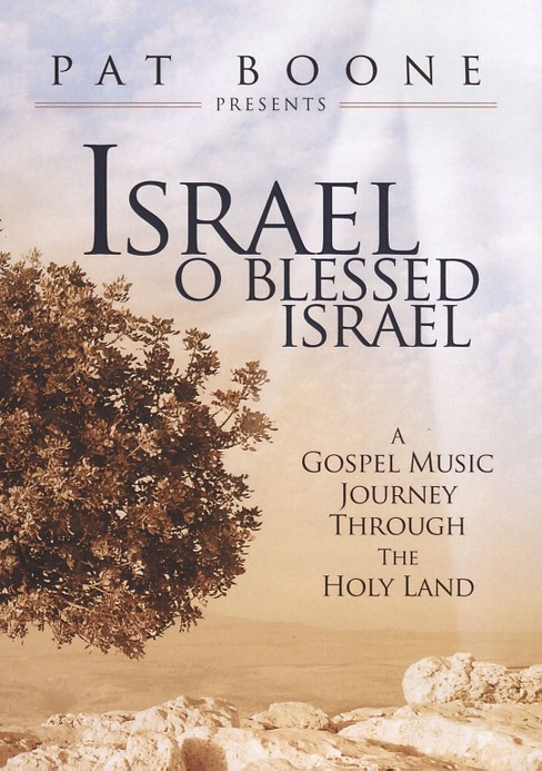 Israel o blessed israel (DVD) - image 1 of 1