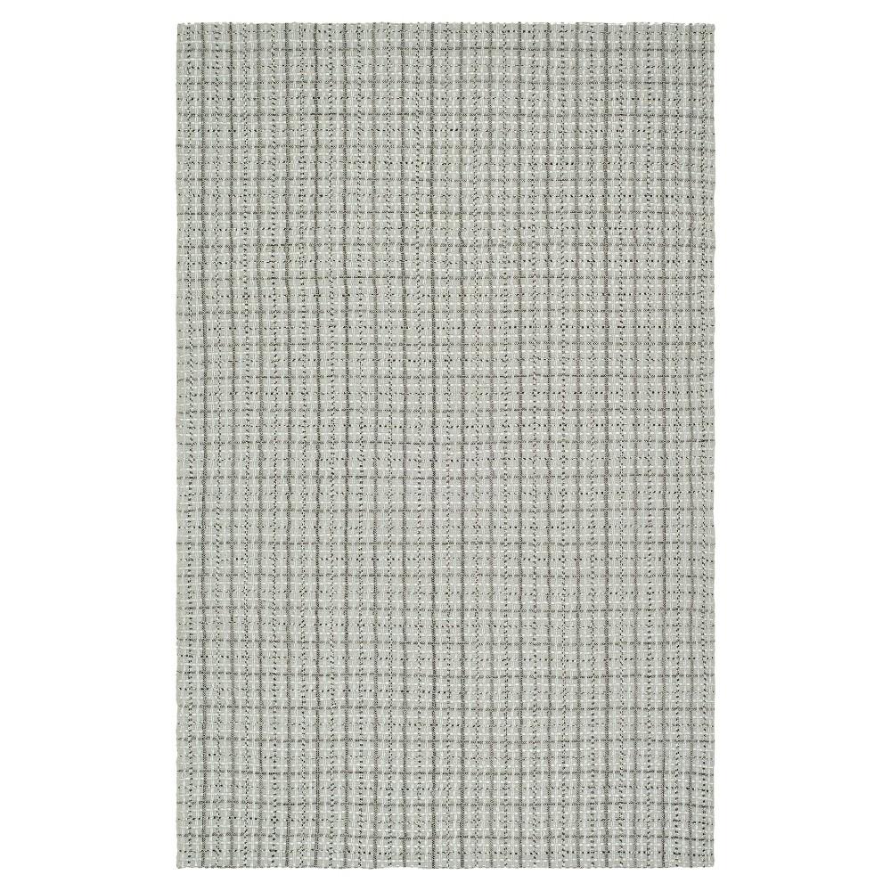 Slough Area Rug - Silver (4' X 6' ) - Safavieh