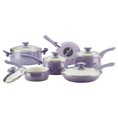 Farberware Non-Stick 14Pc Cookware Set