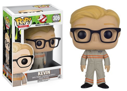 Funko POP! Ghostbusters 2016 Vinyl Figure Kevin - image 1 of 2