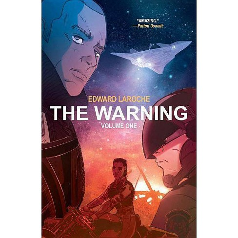 The Warning - by  Edward Laroche (Paperback) - image 1 of 1