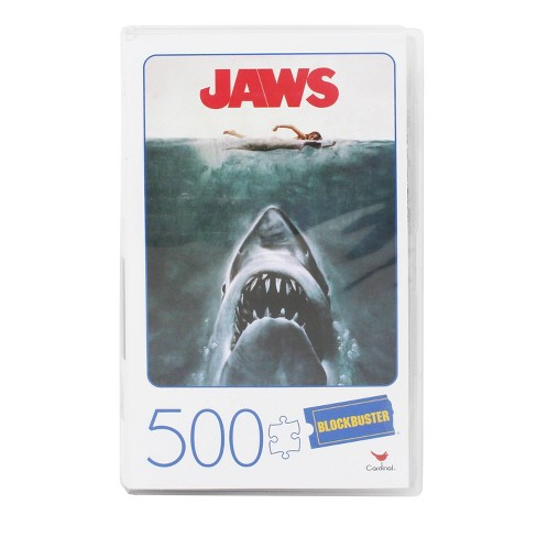 Blockbuster - JAWS Puzzle 500pc - image 1 of 4