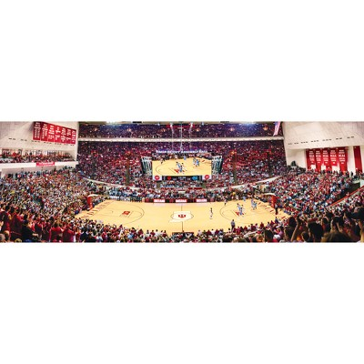 NCAA Indiana Hoosiers 1000pc Panoramic Puzzle