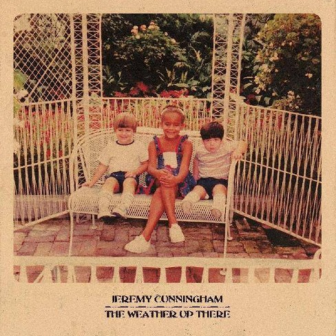 Cunningham Jeremy - Weather Up There (Color Vinyl) - image 1 of 1