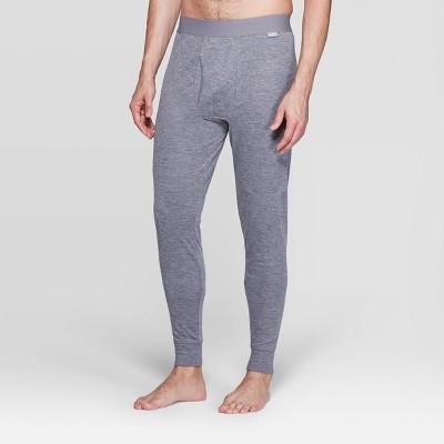 Men's Premium Thermal Pants - Goodfellow & Co™ Heather L