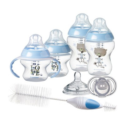 Tommee Tippee Closer to Nature New Born Starter Set - Blue