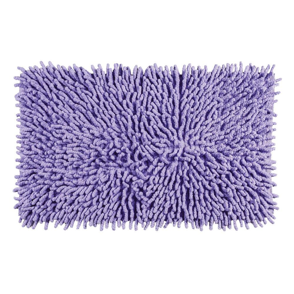 Kassatex Bambini Basics Bath Rug - Violet (Purple)