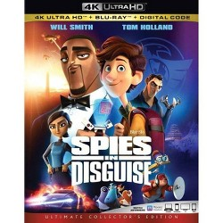 Spies In Disguise (4K/UHD)