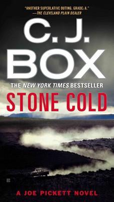 Stone Cold - (Joe Pickett Novels) by  C J Box (Paperback)