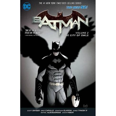 Batman Volume 2 The City Of Owls By Scott Snyder