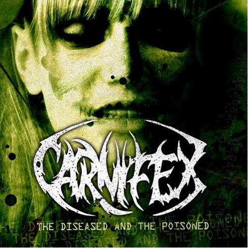 Carnifex - Diseased and the poisoned (Vinyl) - image 1 of 1