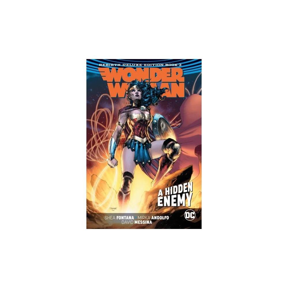 Wonder Woman Rebirth 3 - Deluxe (Hardcover)