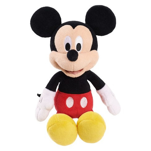 Mickey Mouse Friends Mickey Standard Outfit Bean Bag Plush Target