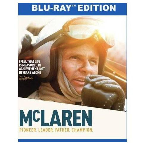 Mclaren (Blu-ray) - image 1 of 1