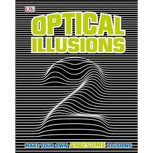 Optical Illusions 2 - (Hardcover) - image 1 of 1