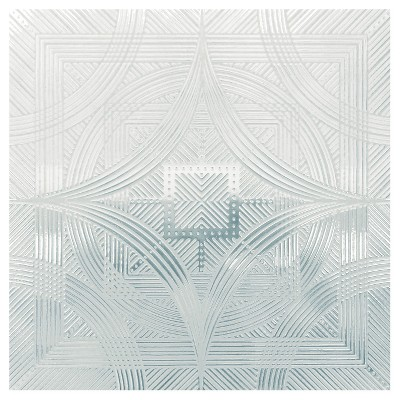 "6"" x 6"" Bird's Eye View Window Deflector Clear - Artscape"