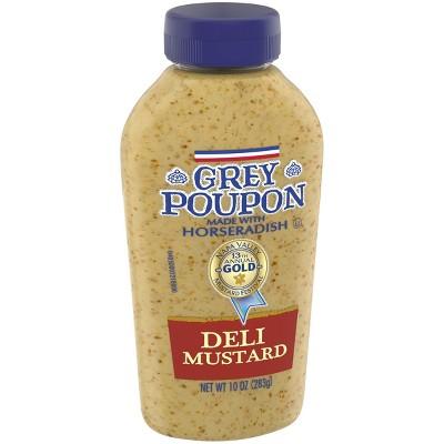 Mustard: Grey Poupon Deli