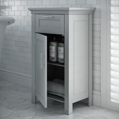 Somerset Collection Single Door Floor Cabinet   RiverRidge : Target