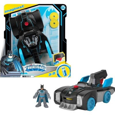 Imaginext DC Super Friends Batman Bat-Tech Batmobile