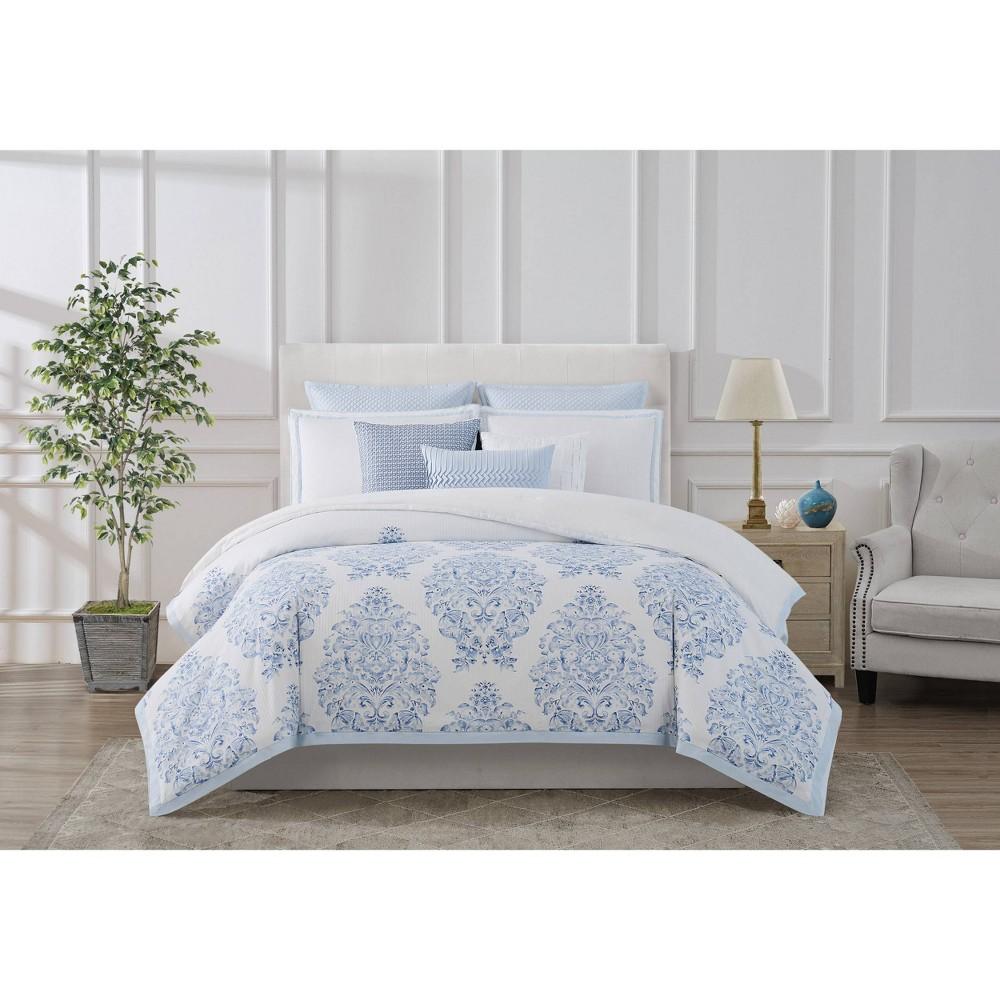 King California King 3pc Meribel Comforter Set Charisma