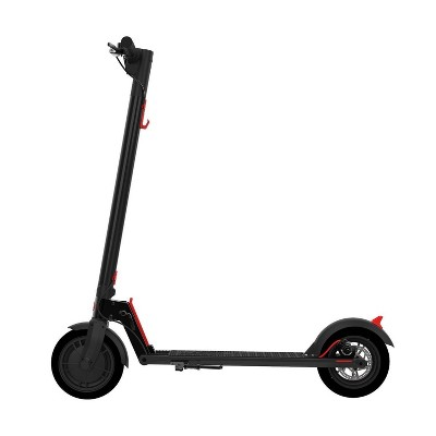 GOTRAX GXL V2 Commuting Electric Scooter - Black