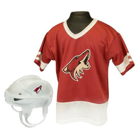 NHL Franklin Helmet and Jersey Costume Set - image 1 of 2