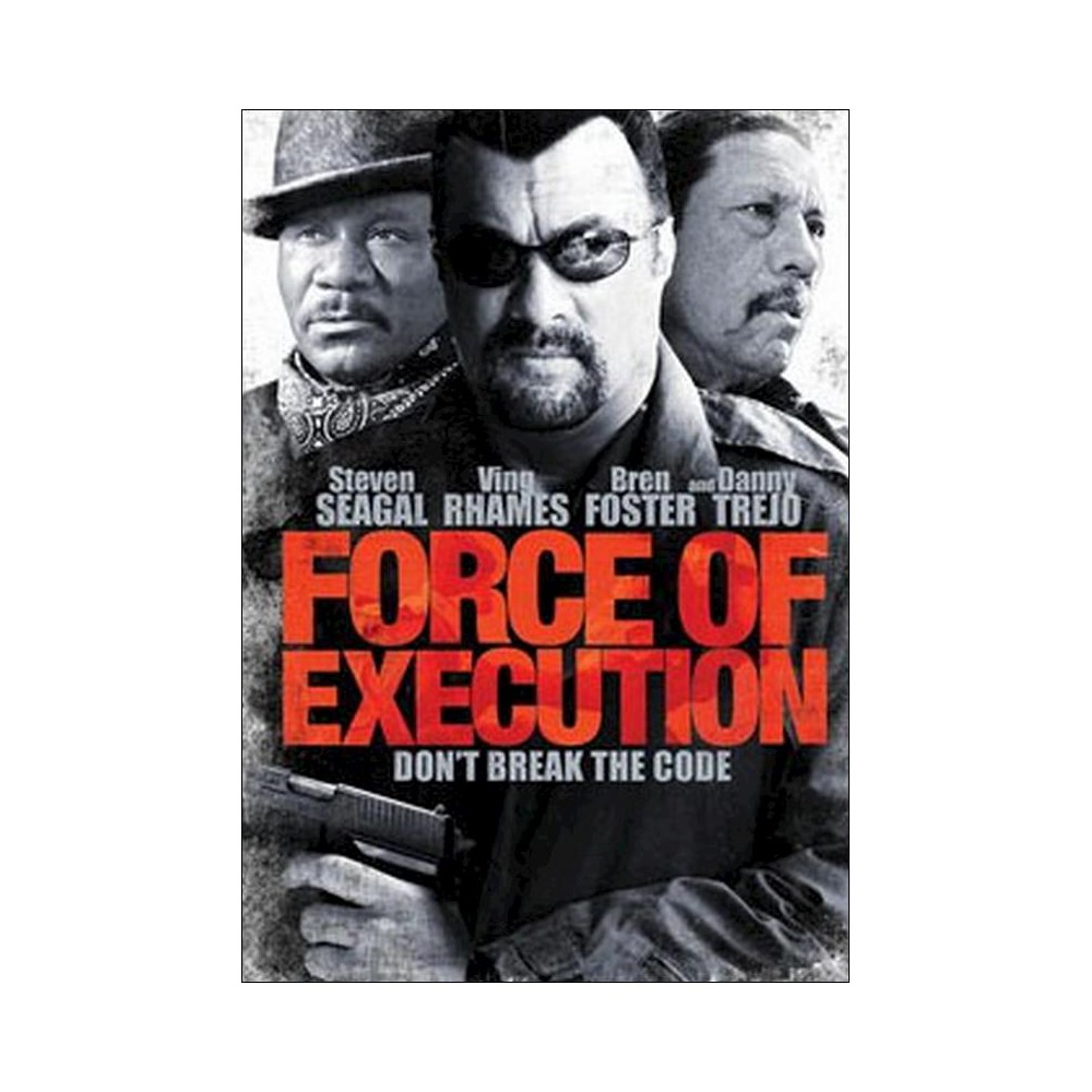Force Of Execution (Dvd), Movies