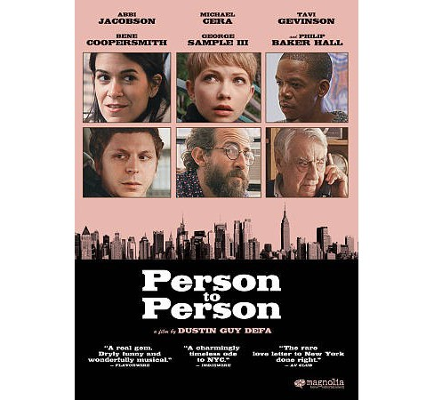 Person To Person (DVD) - image 1 of 1