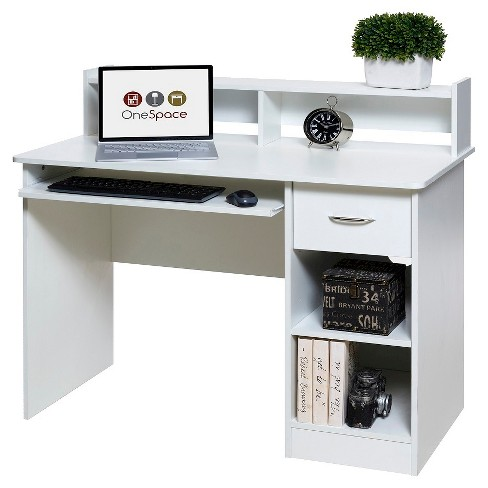 Essential Computer Desk Pull-Out Keyboard - OneSpace - image 1 of 6