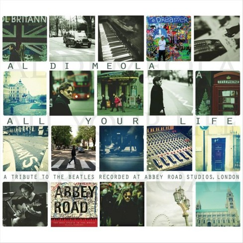 Al di meola - All your life:Tribute to the beatles (Vinyl) - image 1 of 1