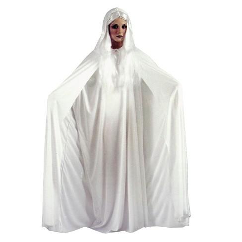Women's Gossamer Ghost Costume White One Size - image 1 of 1