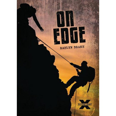 On Edge - (To the Limit) by  Raelyn Drake (Hardcover) - image 1 of 1