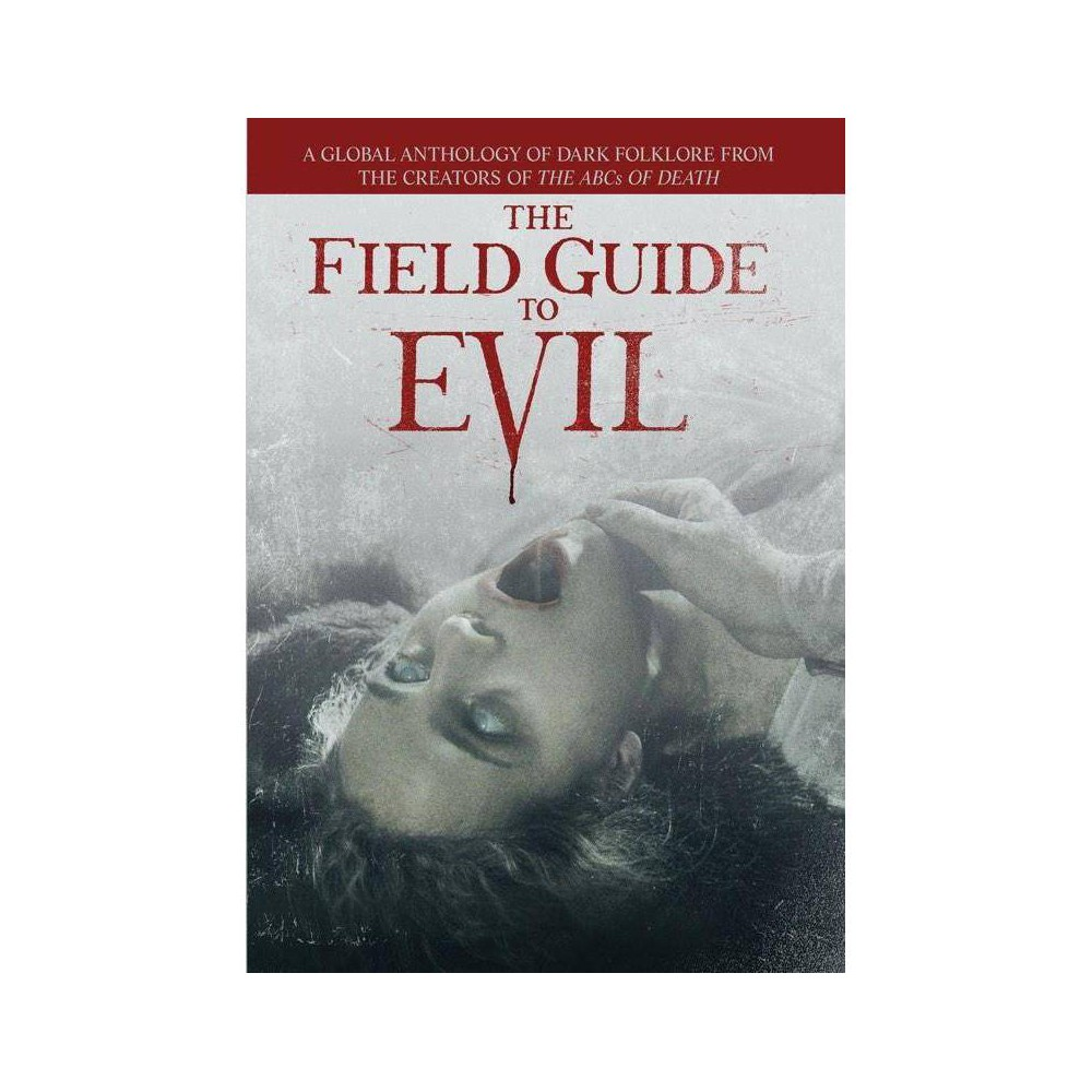 The Field Guide To Evil Dvd 2019