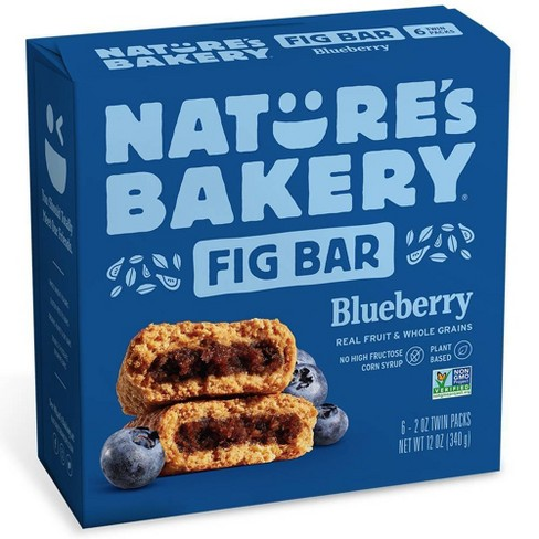 Nature's Bakery Blueberry Fig Bar - 6ct - image 1 of 3