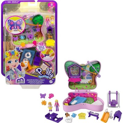 Polly Pocket Compact Butterfly