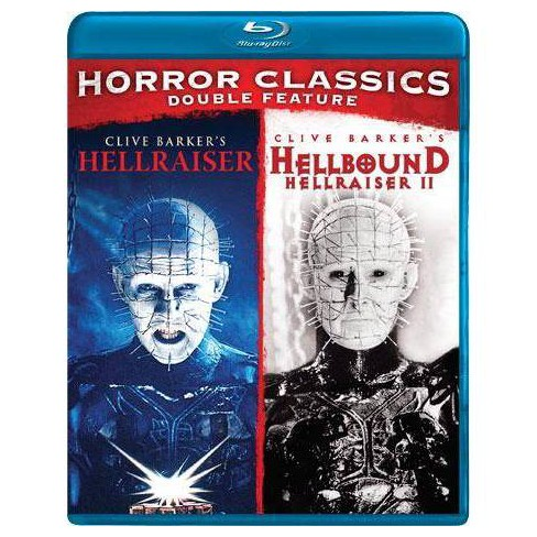 Hellraiser / Hellbound: Hellraiser II (Blu-ray) - image 1 of 1